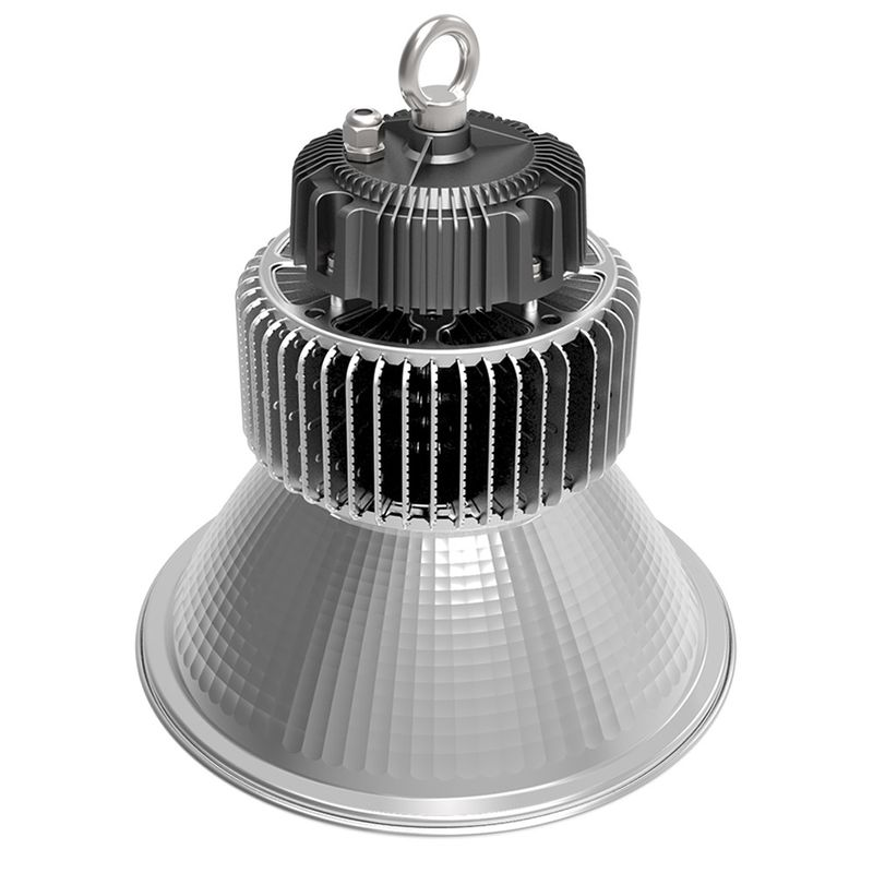 High Brightness Led High Bay Factory Lights 50000 Hours Lifespan CE ROHS Approved
