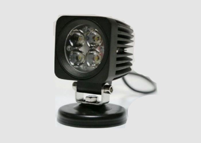 12W 6500K Circle LED Off Road Driving Lights High Lumen Anti - Seismic