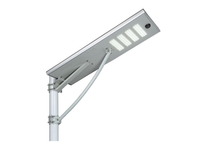 60 Watt All In One Solar Street Courtyard Light Stand Alone Dustproof
