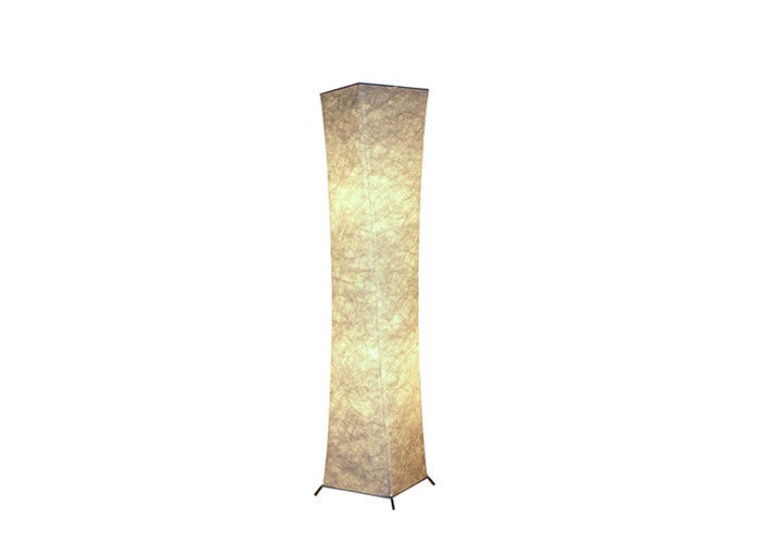 Soft LED Adjustable Floor Lamp For Living Room Nordic Minimalist Fabric Shade
